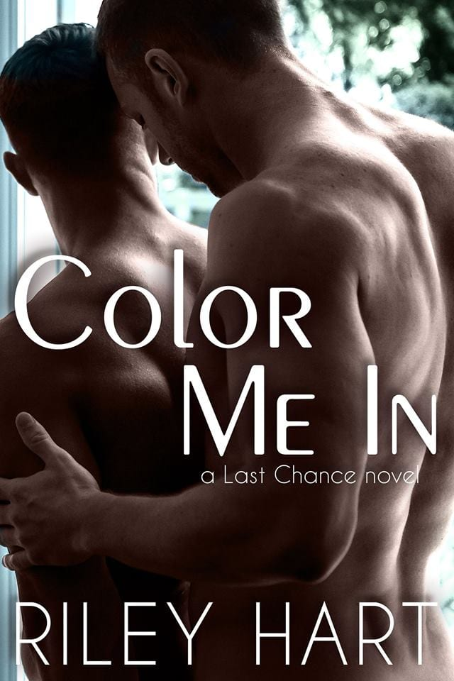 Color Me In by Riley Hart: Exclusive Excerpt and Release Day Review