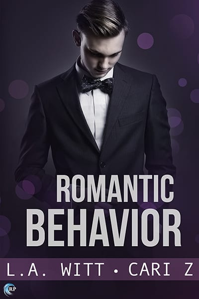 Romantic Behavior by L.A. Witt and Cari Z: Blog Tour with Giveaway, Double New Release Review