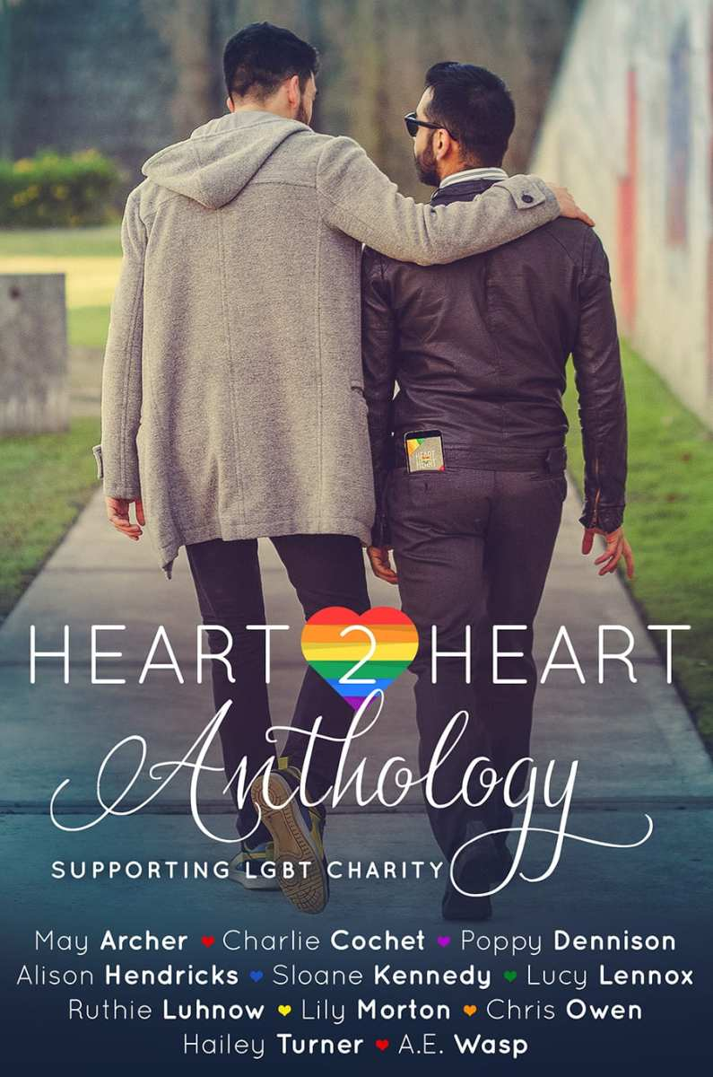 Heart 2 Heart Charity Anthology: Blitz and Excerpt