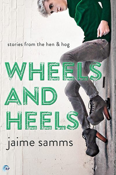 Wheels and Heels by Jaime Samms: Spotlight with Giveaway