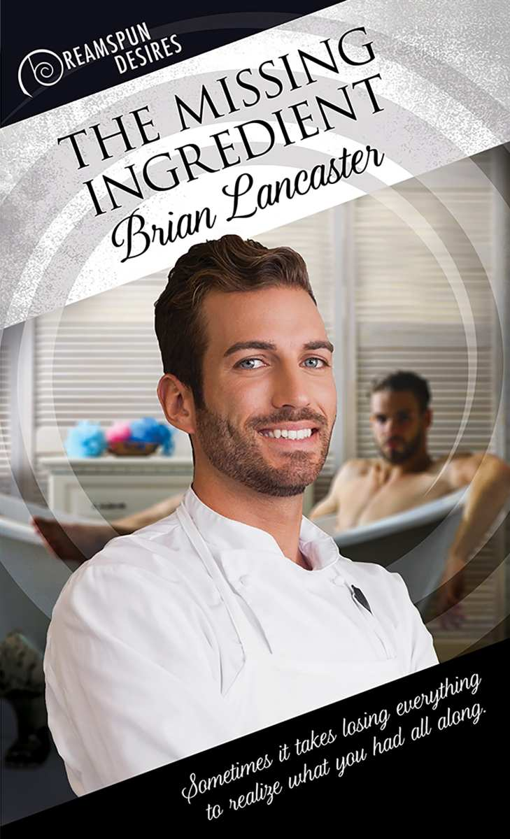 The Missing Ingredient by Brian Lancaster: EXCLUSIVE Excerpt, Release Day Review