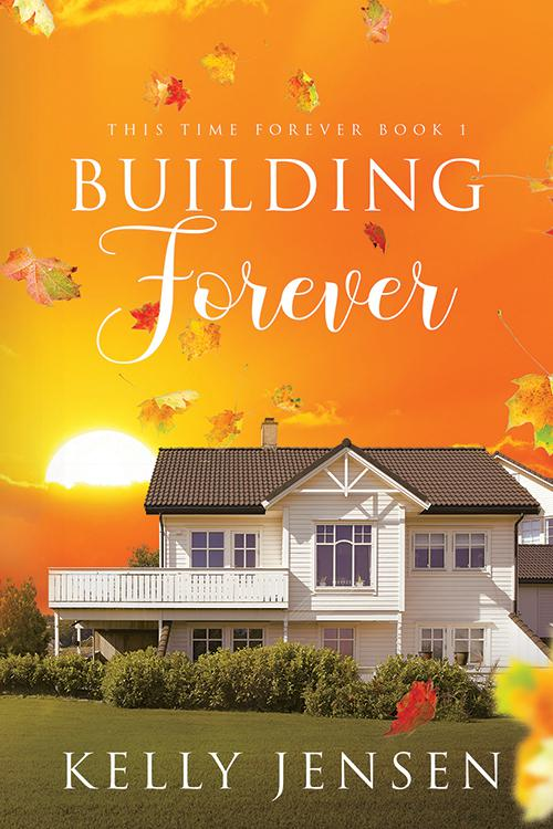 Building Forever by Kelly Jensen: RDB, New Release Review, Excerpt and Giveaway