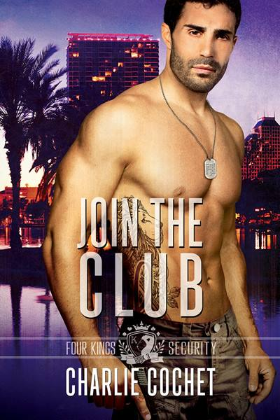 Join the Club by Charlie Cochet: Blog Tour, Excerpt and New Release Review