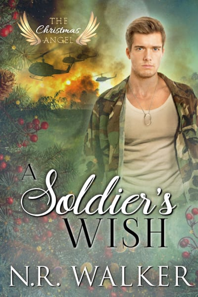 A Soldier's Wish (The Christmas Angel Series) by N.R. Walker: Blog Tour, Review and Giveaway