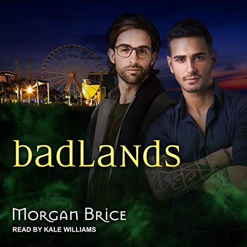 Badlands by Morgan Brice: Audiobook Review Tour