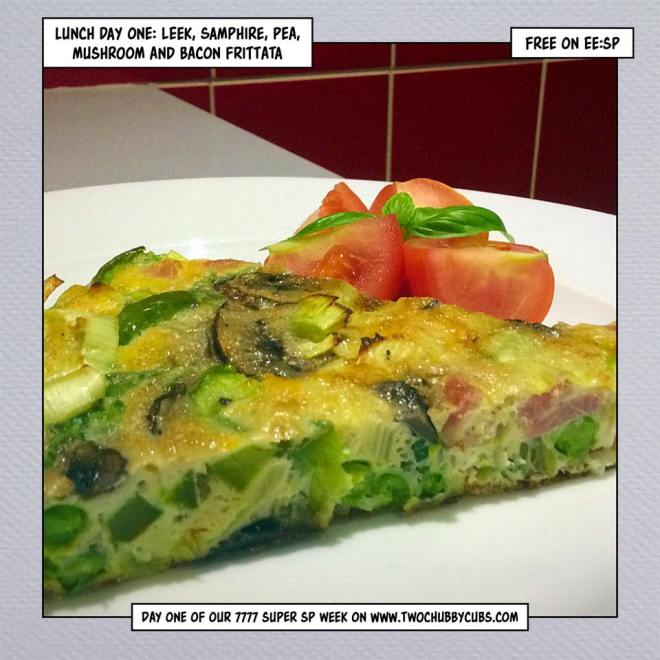 frittata SLIMMING WORLD