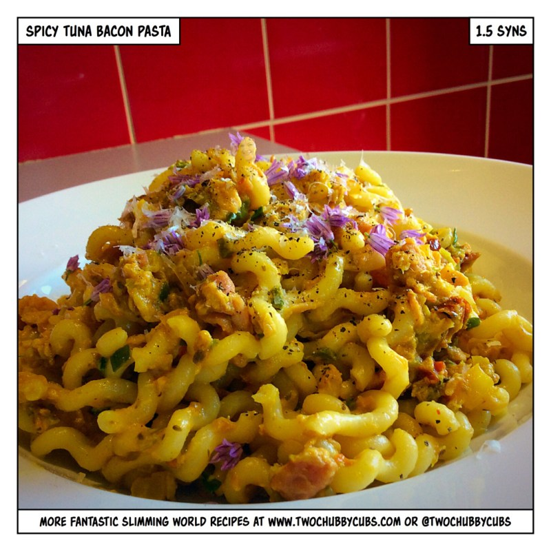 spicy sw pasta