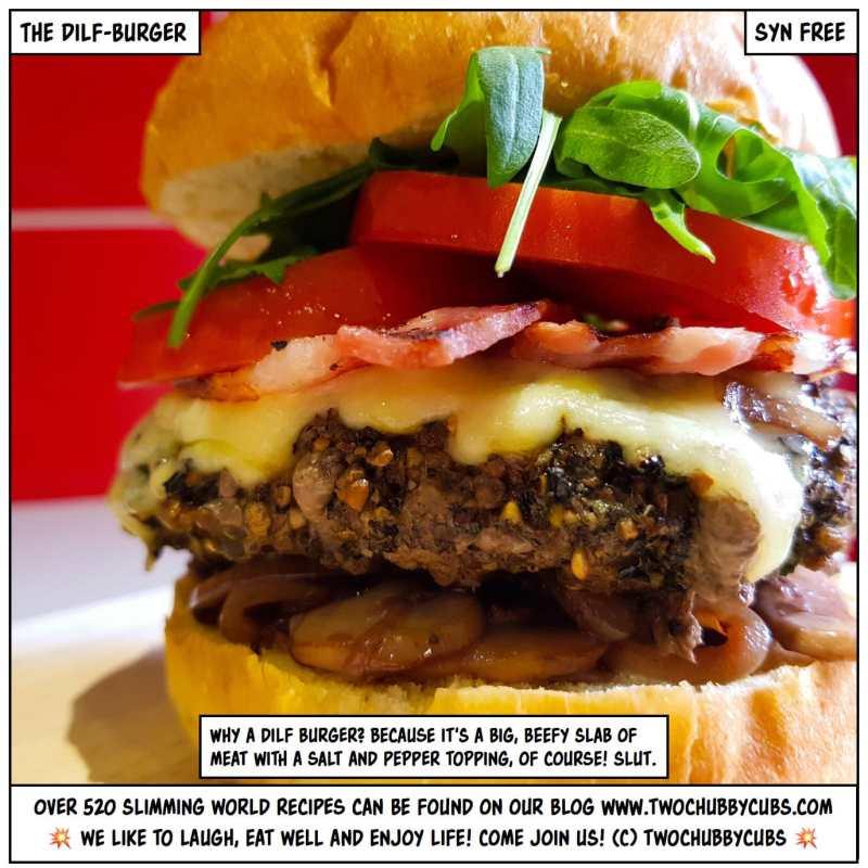 the dilf burger