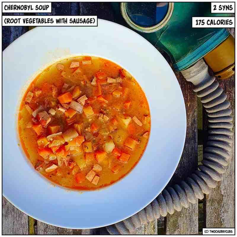 chernobyl soup