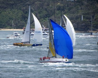 Sydney to Hobart Yacht Race - Boxing Day
