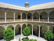 Old university in Baeza