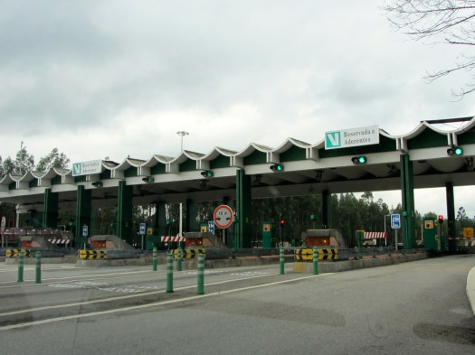 A different type of toll both