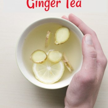 Simple Indian Ginger Tea