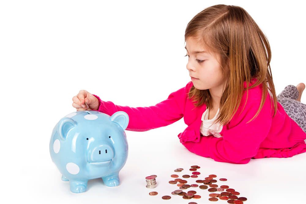 Financially successful teens