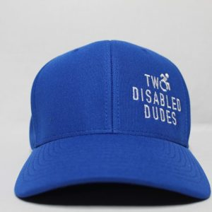 Two Disabled Dudes Hat_Front