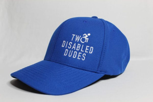 Two Disabled Dudes Hat_Side