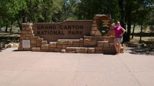 Our First Visit to Grand Canyon National Park
