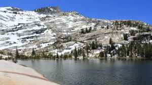 Yosemite Hike: Lower Cathedral Lake