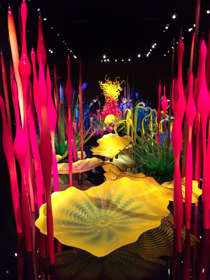 Chihuly Garden and Glass  Mille Fiori