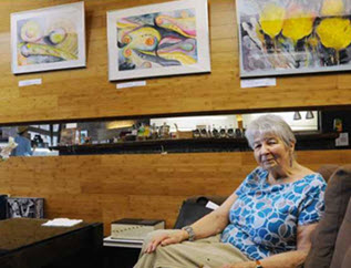 Small Towns: Big Inspirations marilyn l davis two drops of ink