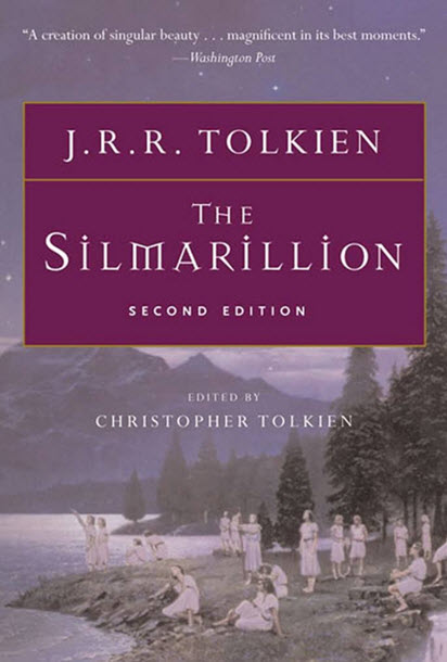 The Beauty of the Syntax: Analyzing a Sentence from J.R.R. Tolkien's The Silmarillion | Two Drops of Ink: A Literary Blog