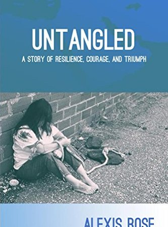 'Untangled: A story of resilience, courage, and triumph' by Alexis Rose two drops of ink book store