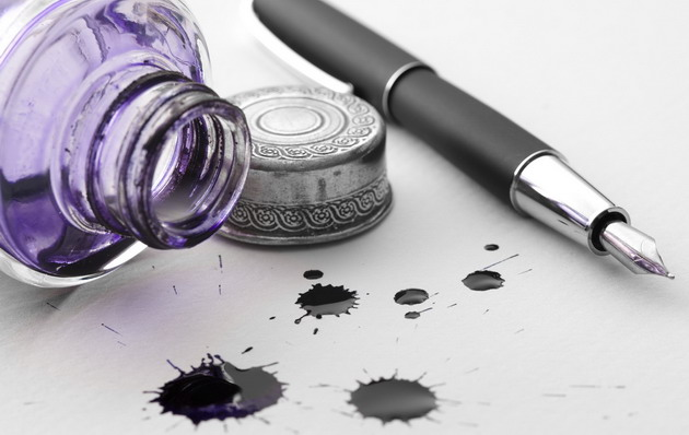Two Drops of Ink: A Literary Blog