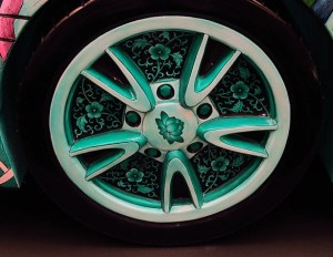 porche wheel