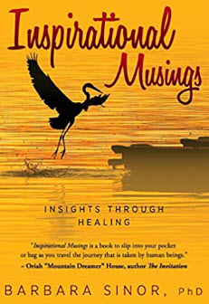 The Library Stacks at Two Drops of Ink: Dr. Barbara Sinor: Inspirational Musings marilyn l davis