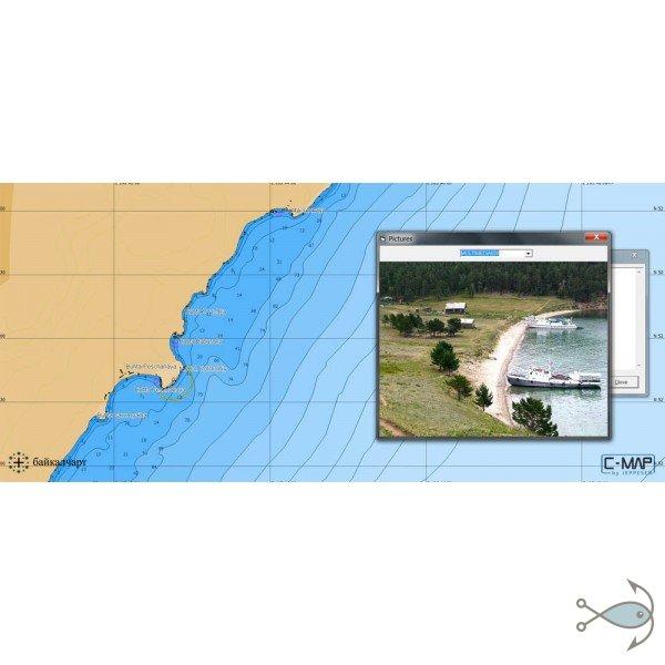 RS-N217 - Озеро Байкал и Сибирские озера, цена 13 400 руб ...