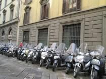 Florence: Vespa