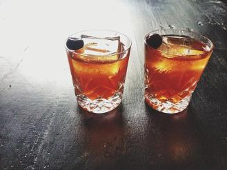 Two for the Bar Old Fashioned Cocktail