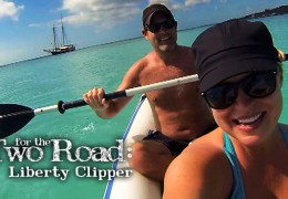 Bahamas: Big Adventure Aboard the Liberty Clipper