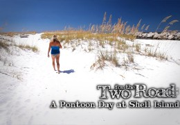 Panama City Beach: A Pontoon Day at Shell Island