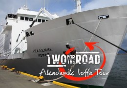 TFTR Sidetracked: A Video Tour of Our Antarctic Expedition Ship