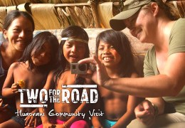 VIDEO: Our Visit to a Huaorani Community in Ecuador's Amazon