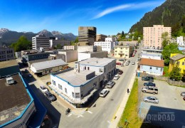 Photo of the Day: Downtown Juneau on a Beautiful Alaskan Day