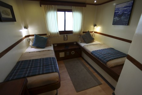 Our cabin. Nice!