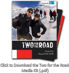 Two for the Road Media Kit