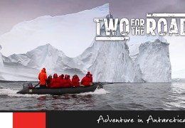 Watch the Promo! Episode 102: An Epic Adventure in Antarctica