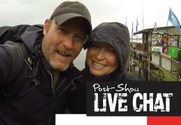 Journey to Antarctica: Episode One Post-Show LIVE Facebook Chat