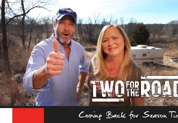 Great News Y'all! Two for the Road is Coming Back for Season Two!