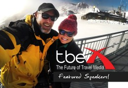 So Check It Out. We're Featured Speakers at TBEX 2017!