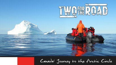 Episode 209: Nik and Dusty head north - WAY north - into the Canadian territory of Nunavut, where they set sail on a Russian research ship headed for the Arctic Circle.