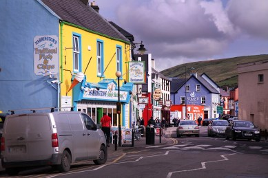 The colors of Dingle!