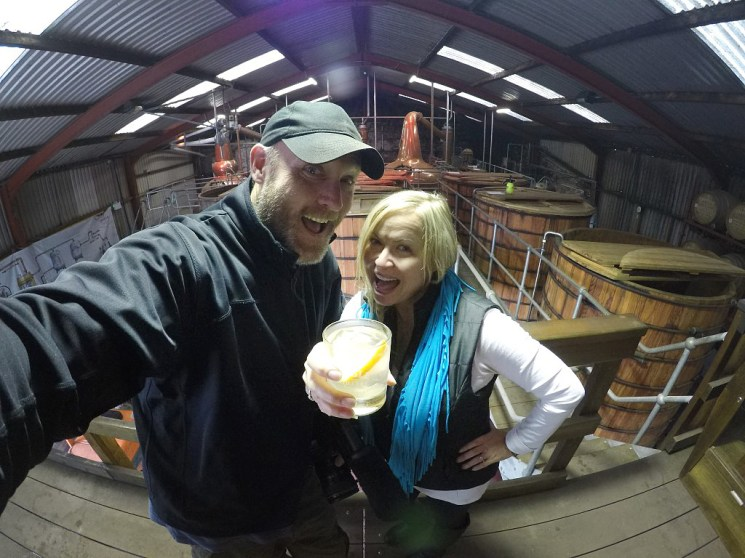 Got a great tour of The Dingle Whiskey Distillery, the first purpose-built, Irish-owned distillery to open on the island in 150 years! A great spirit with a great story!