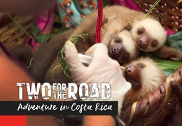 Episode Promo! Two for the Road: Adventure in Costa Rica (Part 2)