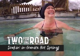 Episode Extra: Snowmobile Adventure to the Granite Hot Springs