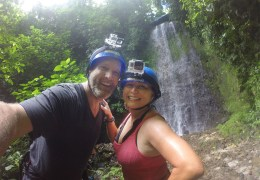 Costa Rica: Ziplining and Canyoning at Amazing Arenal Volcano