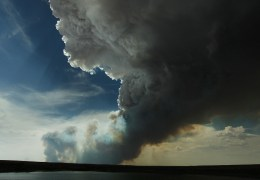 Amazing Video! Time Lapse of a Massive Texas Panhandle Wildfire